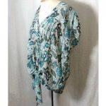 Debenhams – Size: 18 – Blue – Blouse