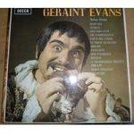 Geraint Evans- Operatic recital