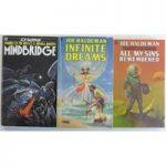 Joe Haldeman: set of 3 titles