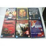6* Horror Film DVD Bundle 18
