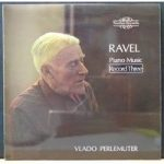 Ravel Piano Music Record 3- Nimbus 2103