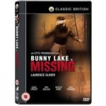 BUNNY LAKE IS MISSING 12