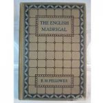 The English Madrigal
