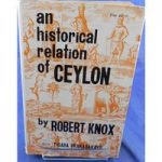 An Historical Relation of Ceylon