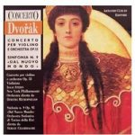 Concerto for Violin / Symphony 9 – Dvorak (melodic, carefully written, critically acclaimed works CD)