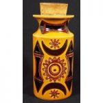 Portmeirion Samarkand storage jar 7″ tall