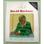 1988 Art & Design magazine on D. Hockney