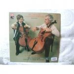 Boccherini: Cello Concerto. Paul Tortelier, Maud Martin-Tortelier – HMV ASD 3015