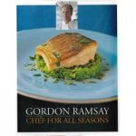 Chef for All Seasons – Gordon Ramsay – Signed Copy