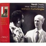 Otello – Verdi (legendary 1951 staging starring Vinay [Greatest Otello?] cond. Furtwangler 2 CDs)