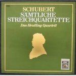 """Schubert, Das Heutling Quartett €Ž€"""" Sämtliche Streichquartette (Box set, 5xLP)"""