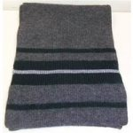 Unbranded – Size: M – Grey – Scarf