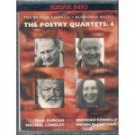 The poetry quartets: 4