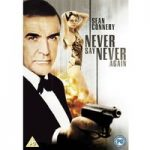 NEVER SAY NEVER AGAIN PG