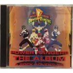 Mighty Morphin Power Rangers the Album: A Rock Adventure Power Rangers